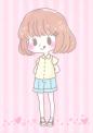 pink girl b